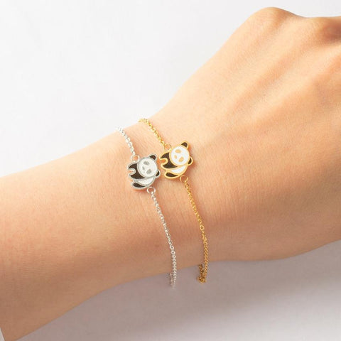 Tiny Panda Bracelet | We Love Panda