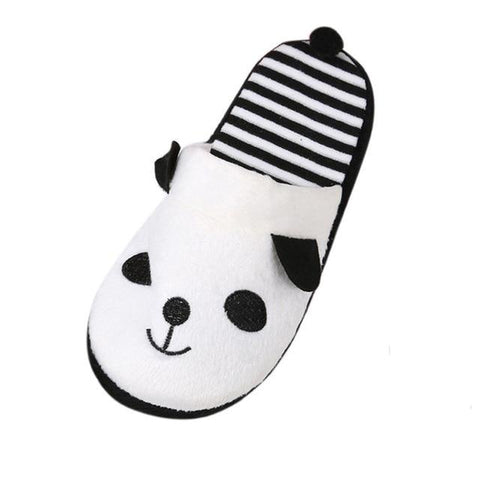 White Panda Slippers | We Love Panda