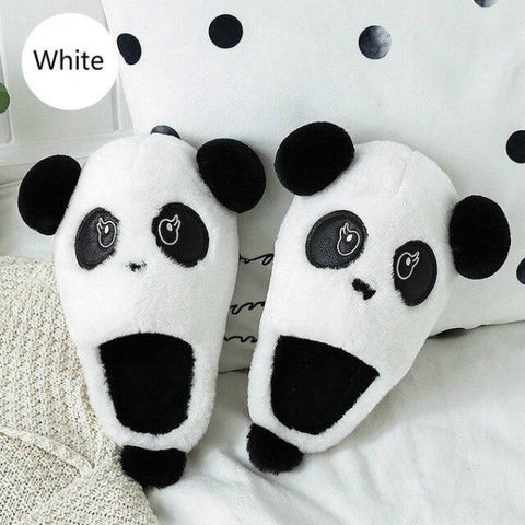Winter Panda Slippers l We Love Panda
