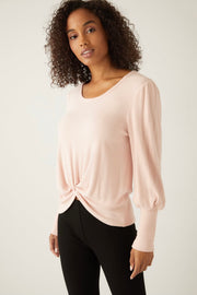 LS TWIST FRONT TOP