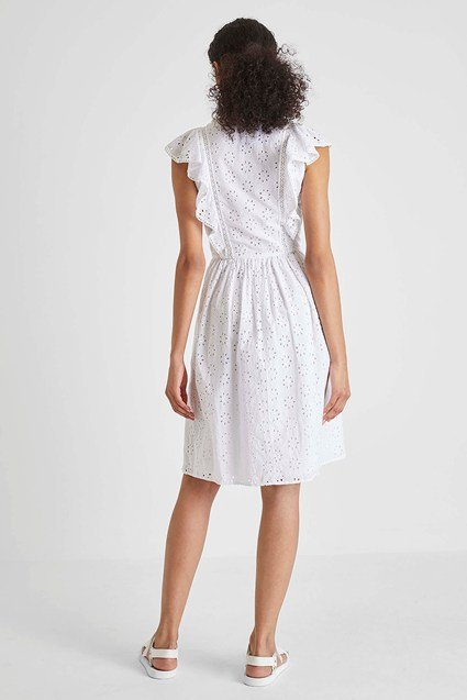 DUNA LAWN ANGLAISE DRESS