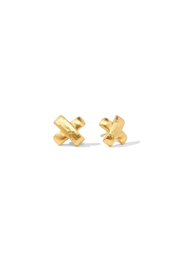 CATALINA X STUD EARRING