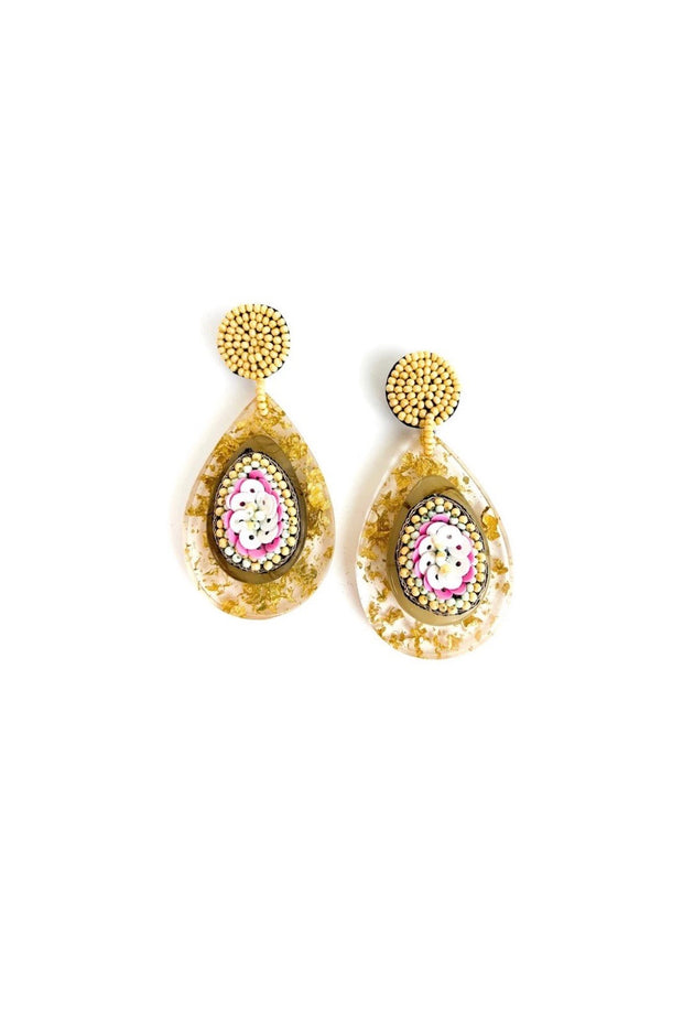 BLAIRE EARRINGS- GOLD