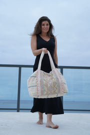 ROSE GOLD TOTE BAG