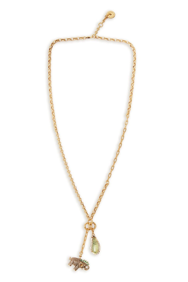 SOLACE NECKLACE- GOLD