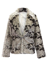 FAUX FUR JACKET (74882)