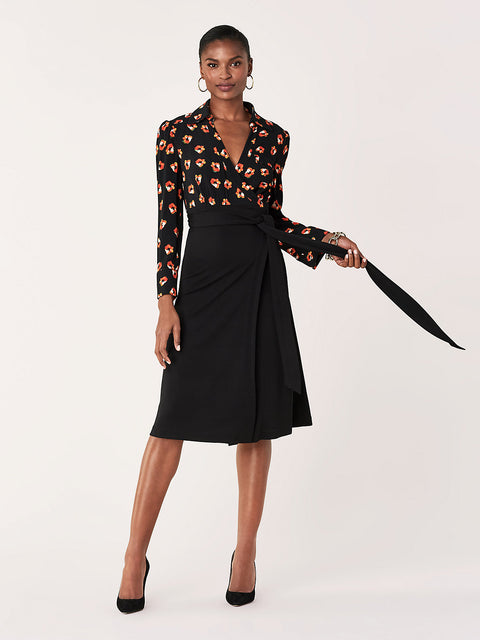 DVF ANGELINA DRESS