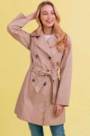 TRENCH COAT (KC225)