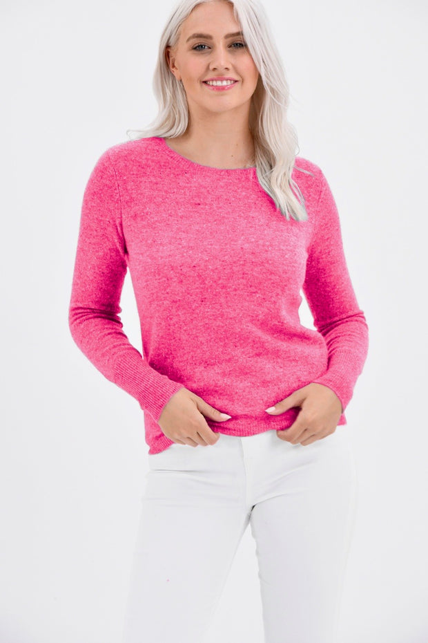 HARLOW CREW SWEATER