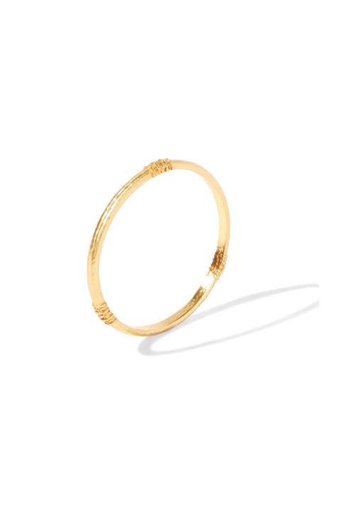 CATALINA BANGLE SMALL- GOLD
