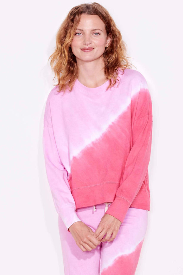TERRY OVERSIZE SWEATSHIRT