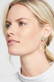 BARCELONA STATEMENT EARRING