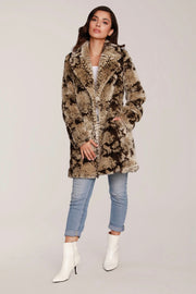 FAUX FUR JACKET (74719)