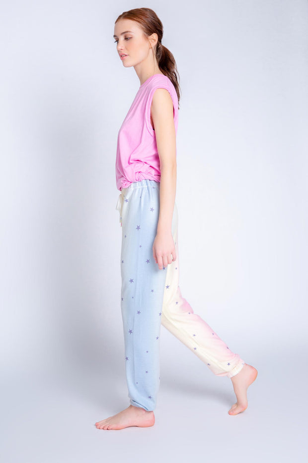 PEACHY PARTY JOGGER PANT