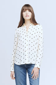 HOLLY L/S BLOUSE