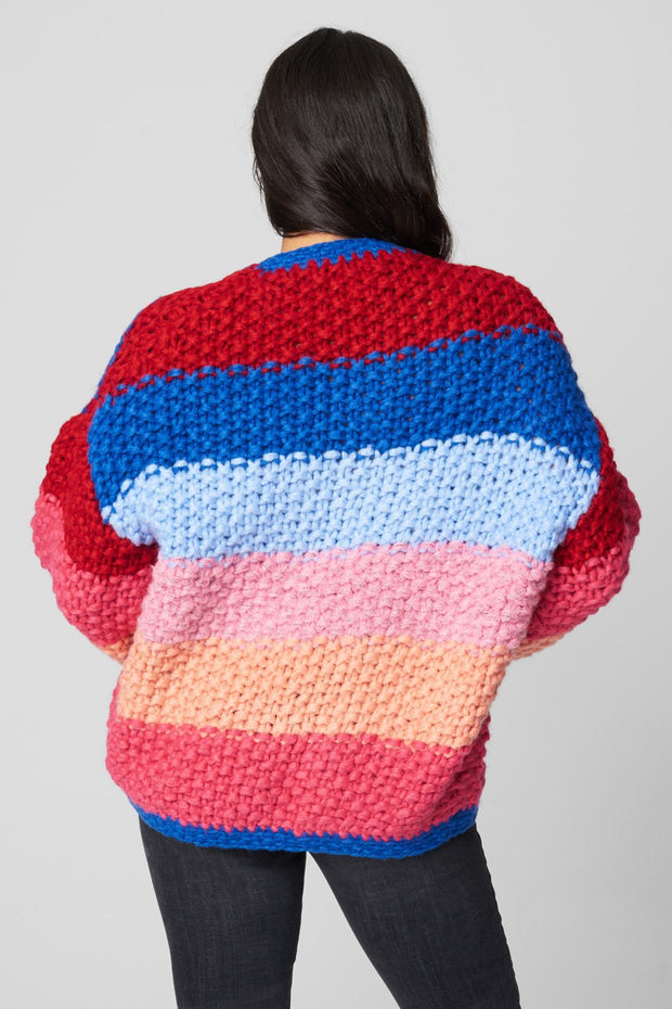 CATCH THE RAINBOW SWEATER