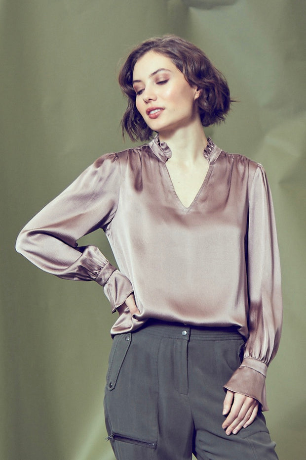GO GET REFINED BLOUSE