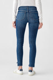 FLORENCE ANKLE MID RISE SKINNY PREWITT