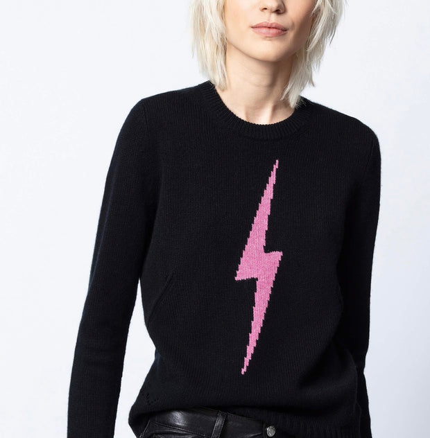 DELLY C FLASH SWEATER