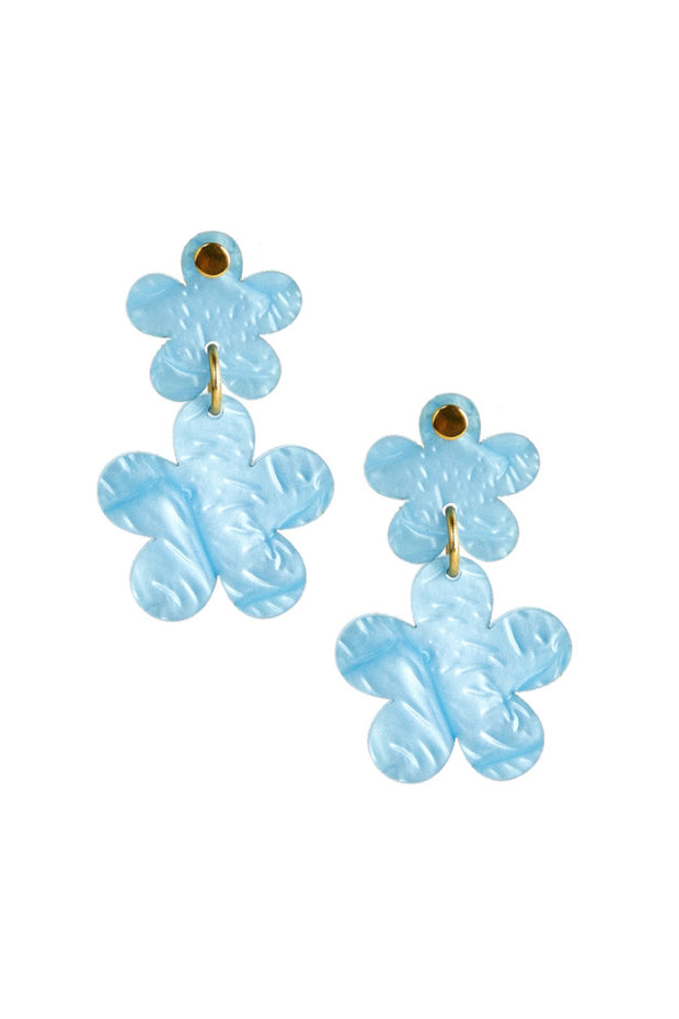GRACIE ACRYLIC EARRINGS
