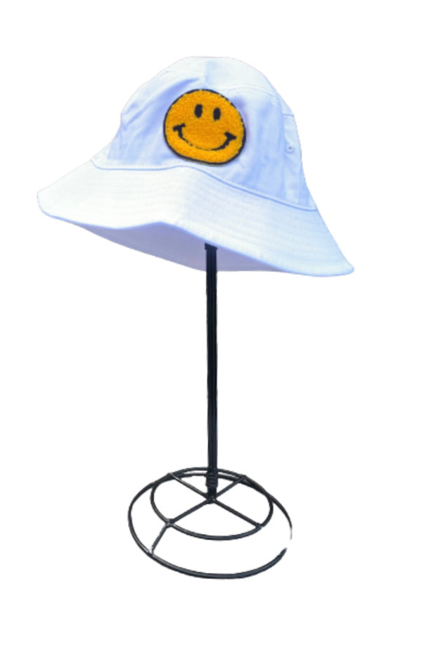 BUCKET HAT- SMILEY