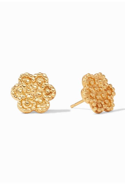 COLETTE STUD SM- ALL GOLD
