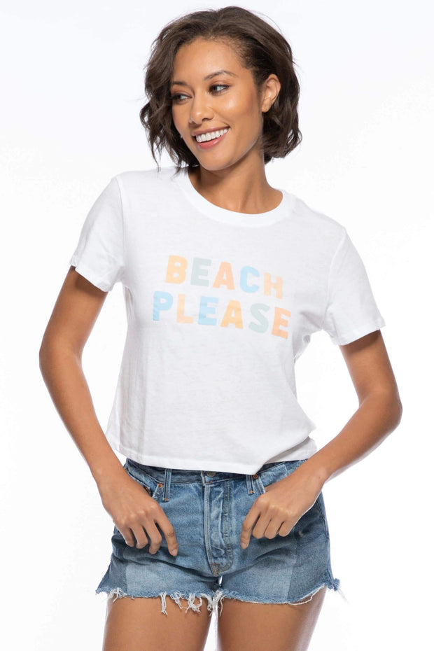 BEACH PLEASE DYLAN TEE