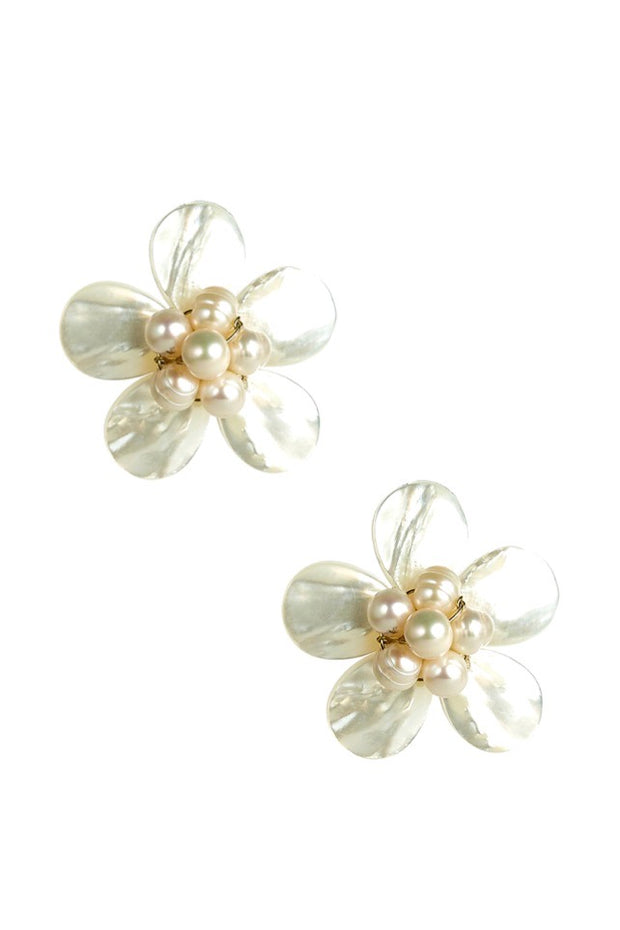 LIBBY STUD EARRINGS