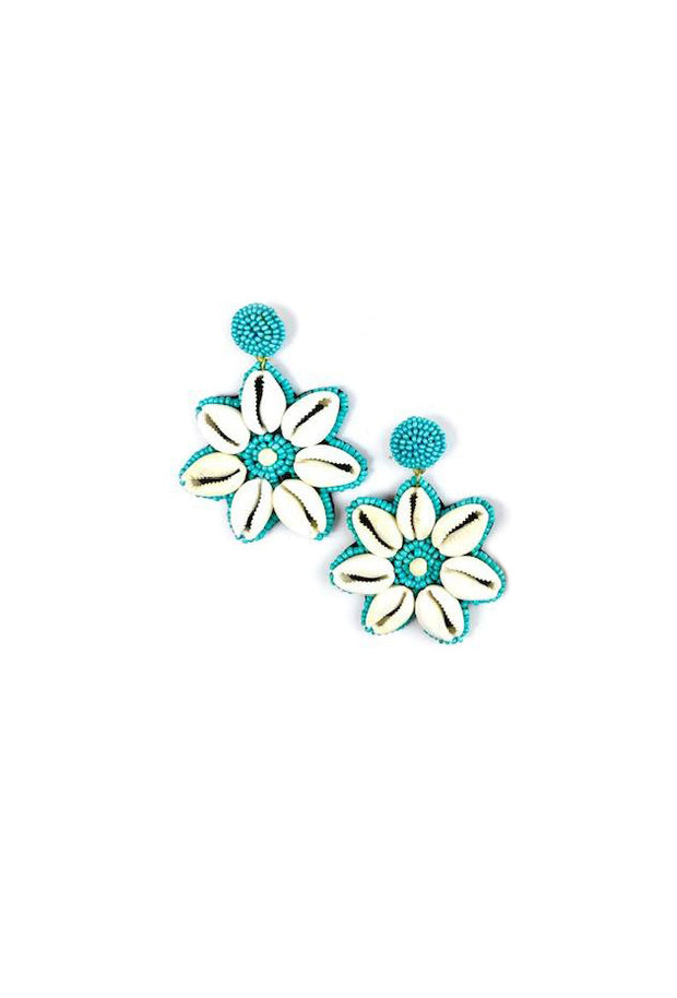 BEACHY DROP EARRINGS