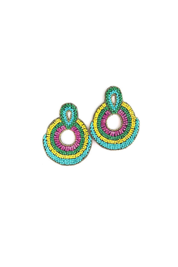 ELENA EARRINGS- MULTI