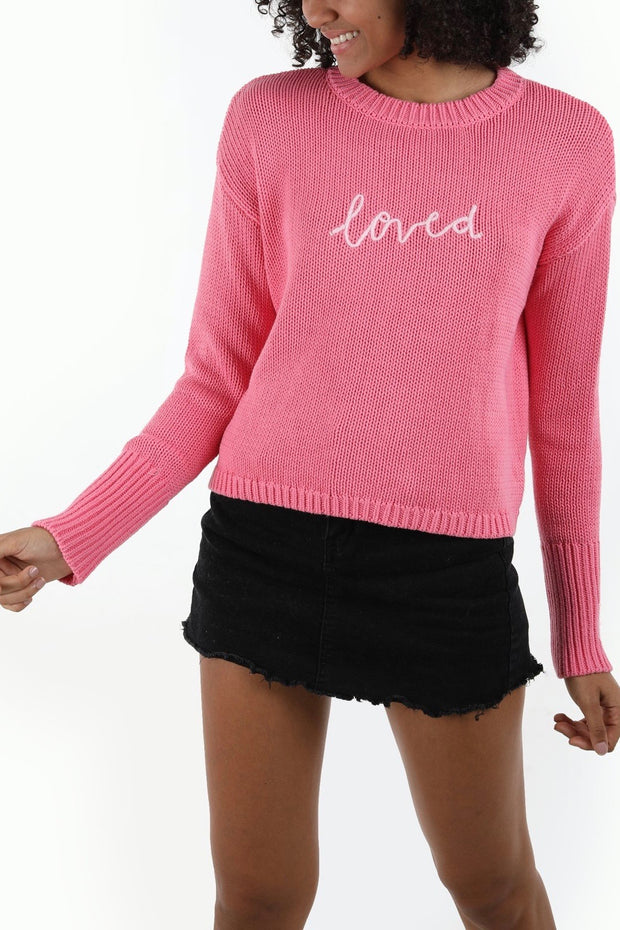 VERBIAGE SWEATER