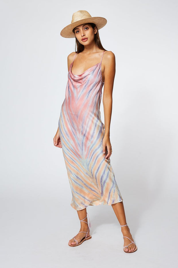 EVIE SLIP DRESS