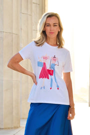 CHIC THE VOTE T-SHIRT