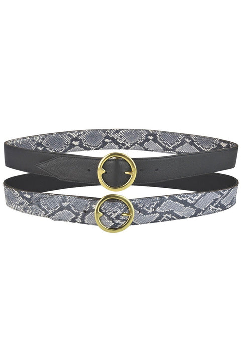 LULU REVERSIBLE BELT