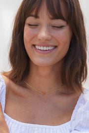 WILDER MINI NECKLACE- GOLD