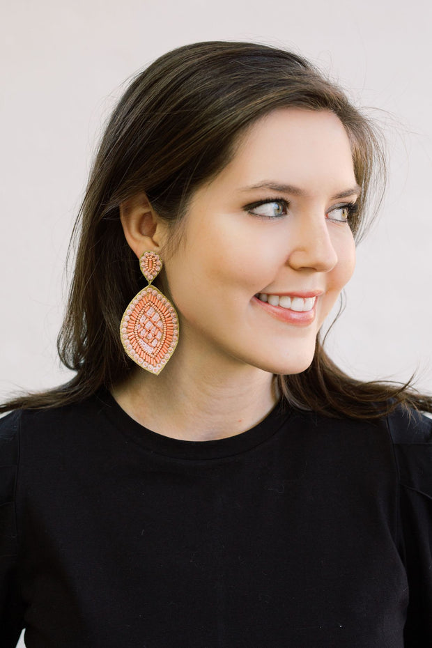 PEACHY EARRINGS
