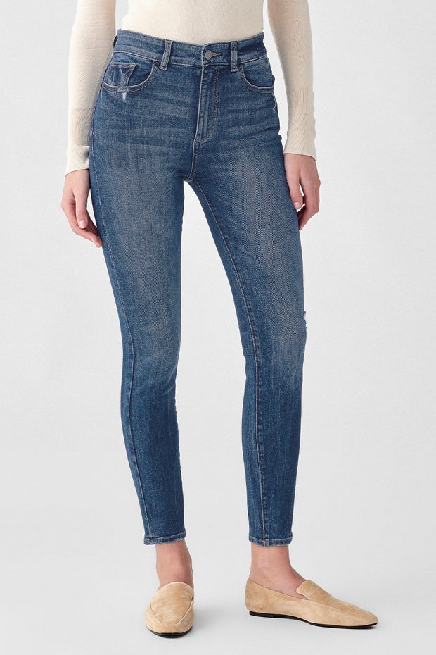 FARROW ANKLE HIGH RISE SKINNY 4