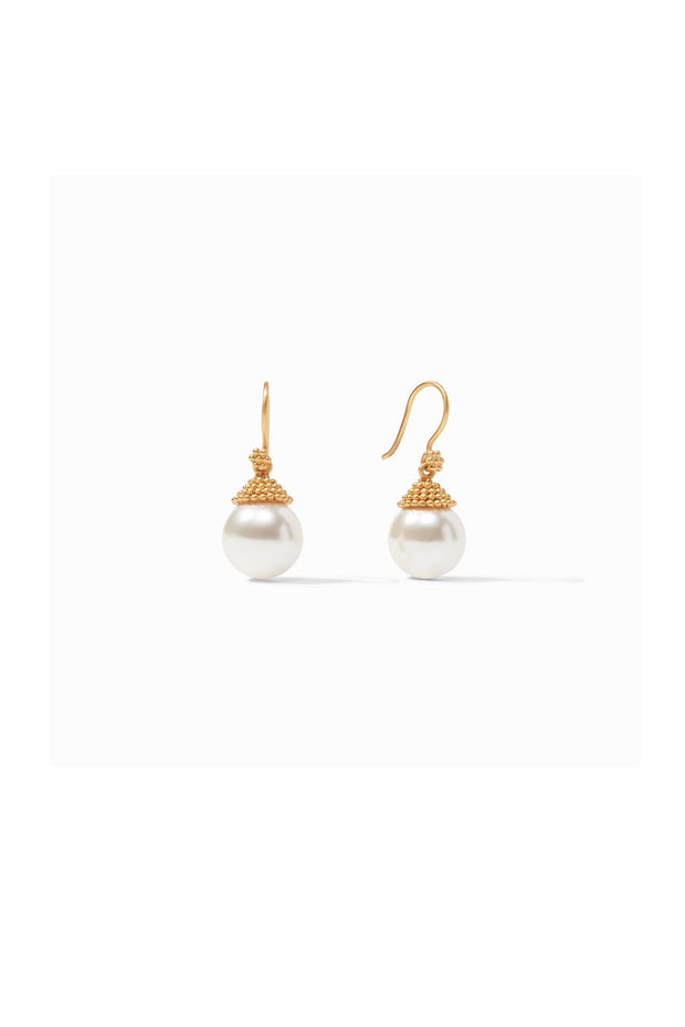 FLORENTINE PEARL EARRINGS