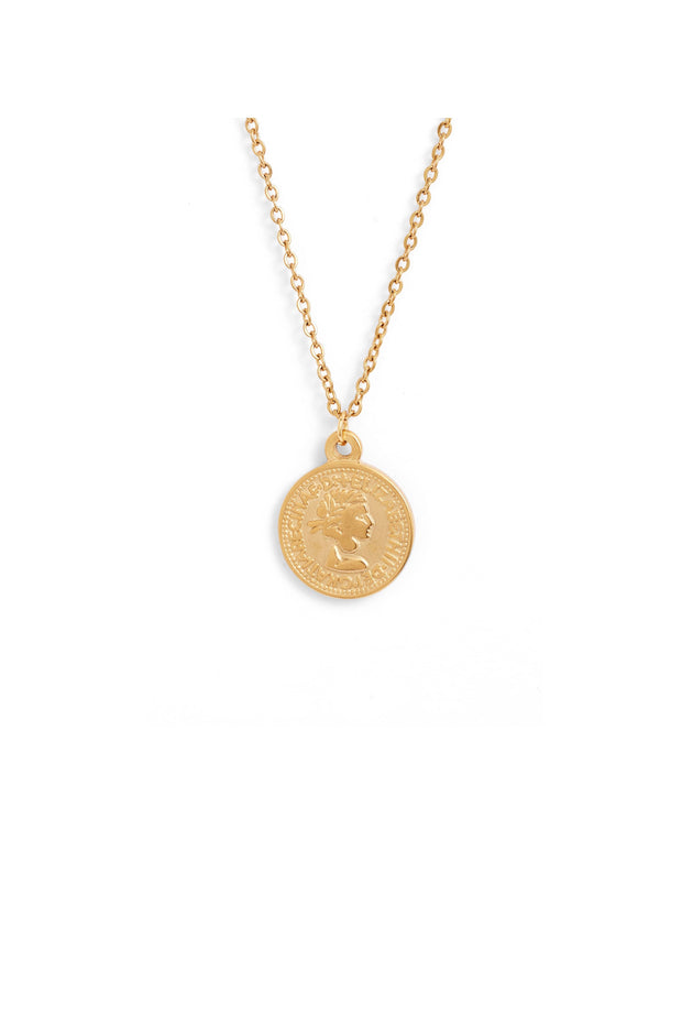 GENESIS COIN NECKLACE