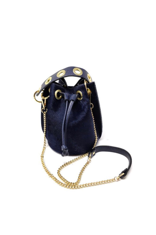 BUCKET BAG W/GROMMET STRAP (GF0445)