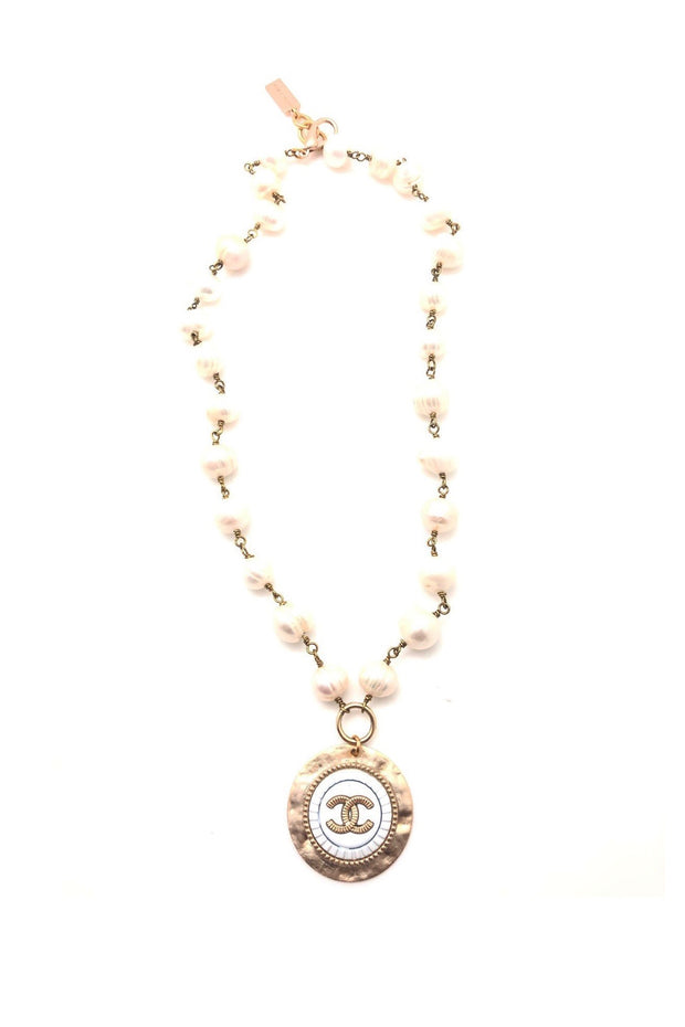 PEARL DESIGNER NECKLACE