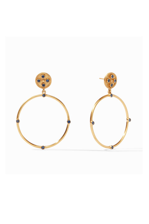 PARIS STATEMENT EARRINGS