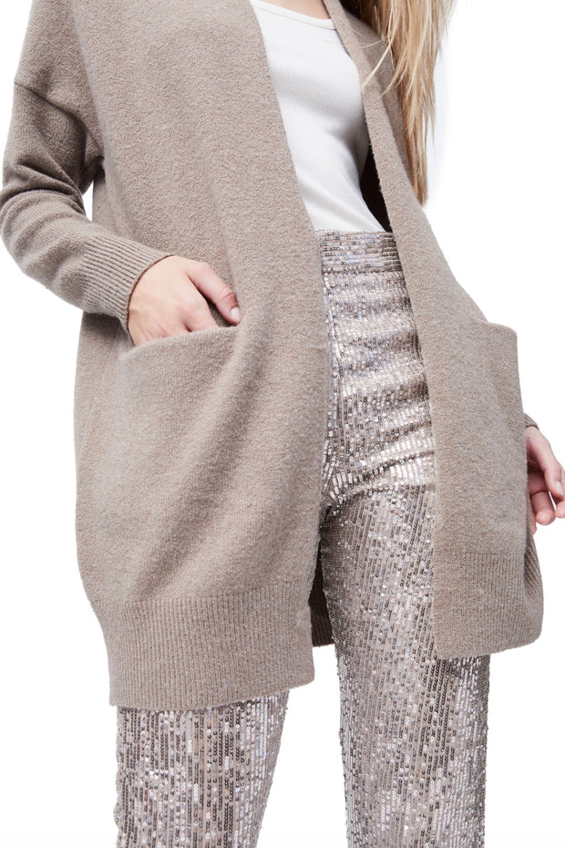 LONG SOPHIA CARDIGAN