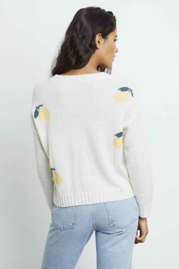 PERCI SWEATER 2 LEMONS