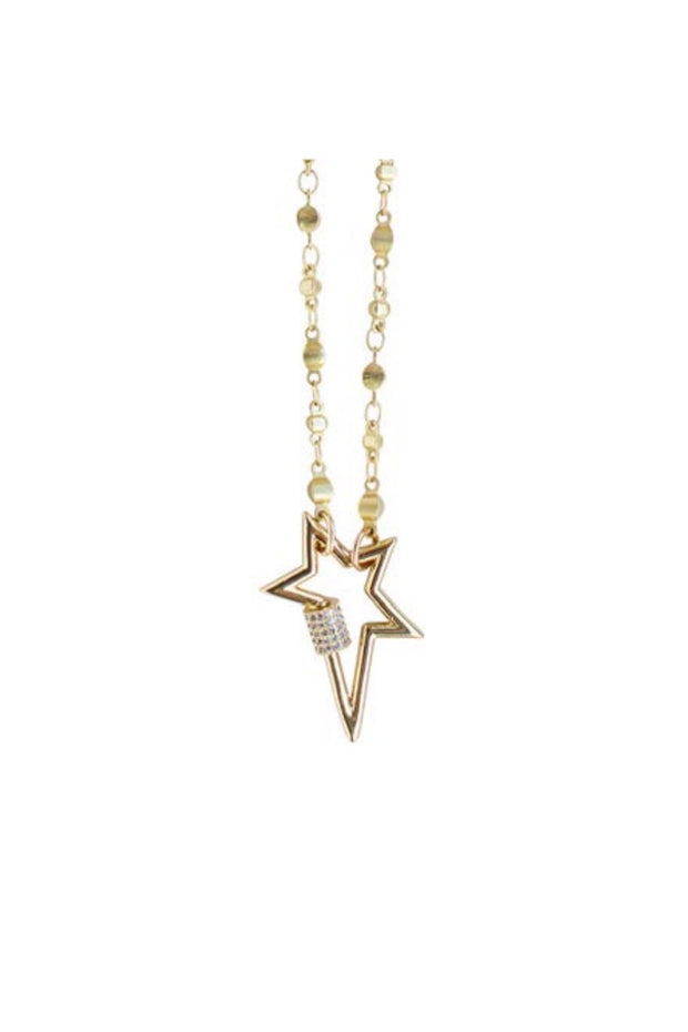 STARPOWER LOCK NECKLACE