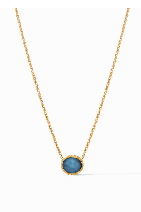 VERONA SOLITAIRE NECKLACE