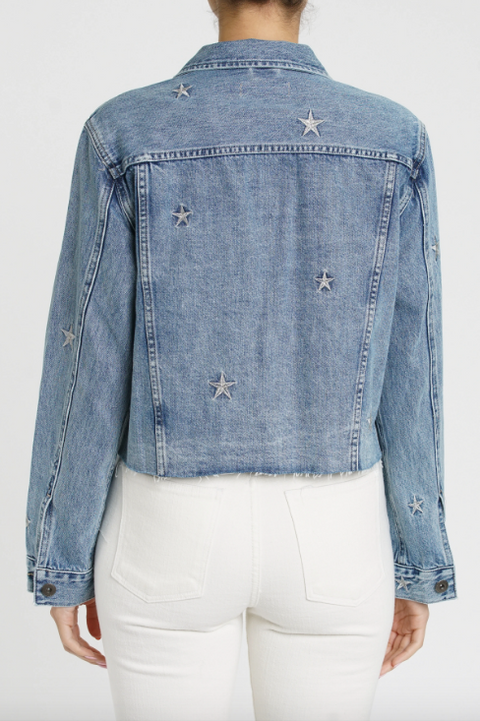NAYA CROP JACKET
