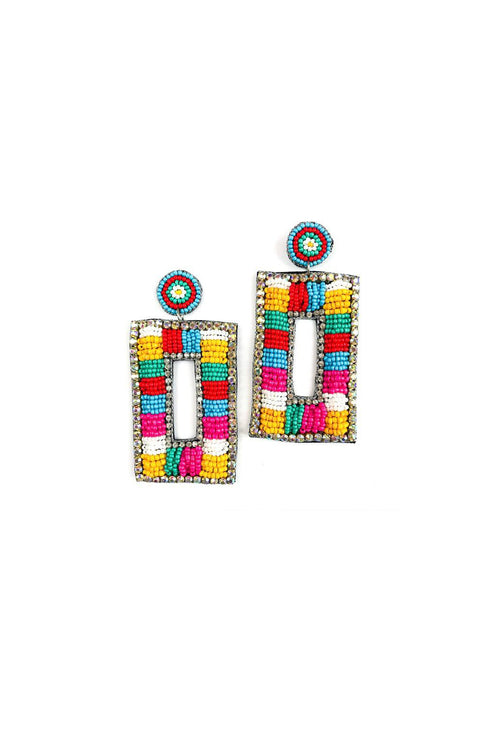 BRIGHT BAR EARRINGS