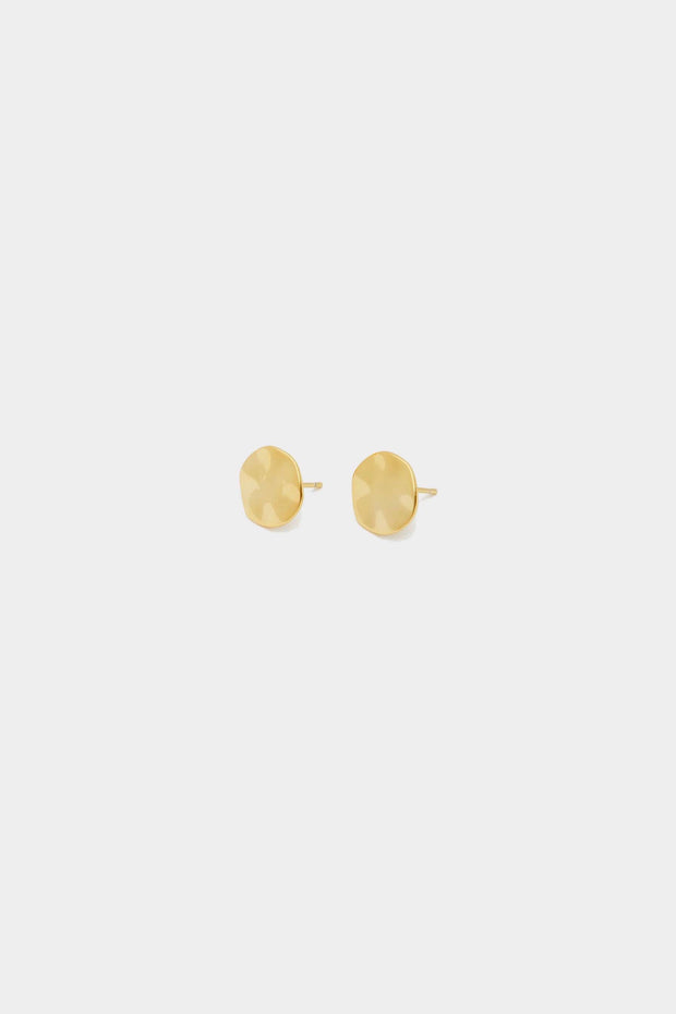 CHLOE SMALL STUDS - GOLD