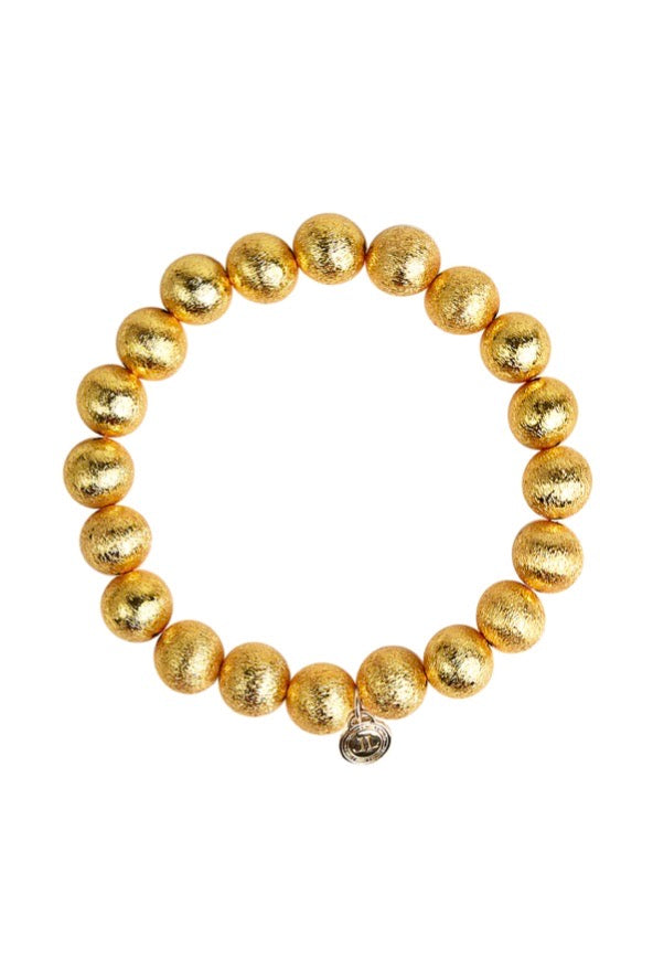 GEORGIA BRACELET 10MM- GOLD